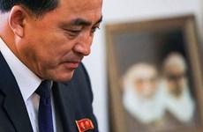 朝鲜高官代表团对中国进行访问