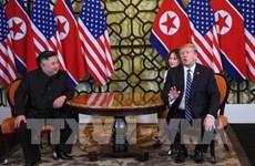 朝鲜中央通讯社:美朝领导人未来将继续进行建设性对话