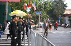 美朝领导人河内会晤:越南的崭新面貌与和平形象得到传播