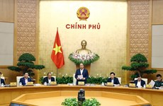 政府总理阮春福主持召开政府二月份例行会议