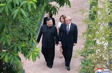 美朝领导人河内会晤:美国总统期待将来同朝鲜达成核协议