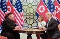 美朝领导人第二次会晤:白宫公布关于朝鲜要求解除制裁的消息
