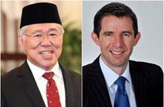 印尼和澳大利亚即将签署全面经济伙伴协定