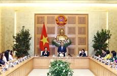 越南政府总理阮春福会见越南女企业家代表