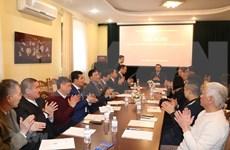 旅居乌克兰越南人群体为加强两国关系作出重要贡献