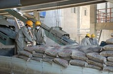 越南水泥和水泥孰料对澳大利亚出口突增