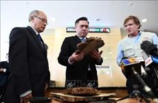 马来西亚考虑重启对MH370客机的搜寻工作