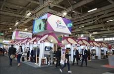 越南参加柏林国际旅游贸易展览会活动     不断加强旅游推广工作