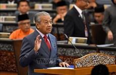 马来西亚总理呼吁东盟改变经贸合作思维