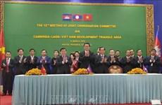 越南主持制定《CLV发展三角区贸易促进和便利化协定》行动计划