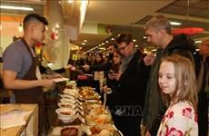 第8次越南街头美食节在俄罗斯热闹开场
