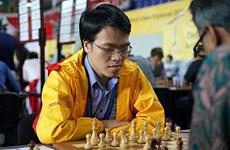 美国Spring Chess Classic国象锦标赛:黎光廉获季军