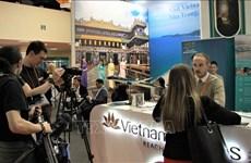 越南参加俄罗斯莫斯科旅游展览会MITT 2019