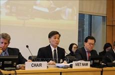 越南承诺保护公民权利和政治权利