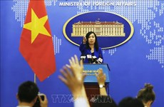 外交部发言人:美国国务院2018年人权报告不正确体现越南实际情况