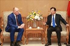 越南政府鼓励俄罗斯企业加大对越投资