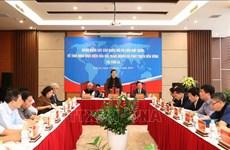 越南国会和联合国考察团赴山罗省考察消除贫困和减贫工作