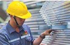 越南莲花集团对欧洲市场出口钢板达到1.5万吨