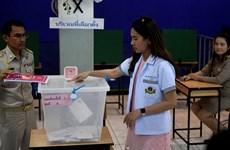 泰国为260万选民举行提前投票