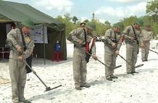 韩国协助越南解决战争遗留问题