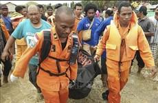 印尼因洪水和山体滑坡死亡人数已增至89人