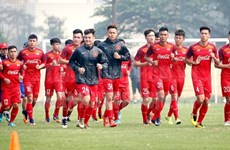 第30届东南亚运动会:每支男足队最多能注册两名22岁以上球员