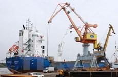 海防市对港口物流区进行规划