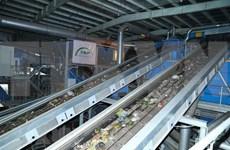 胡志明市呼吁对垃圾处理技术的投资