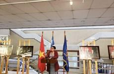 越南智利关系图片展在智利举行