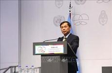 越南外交部常务副部长裴青山:阿根廷在促进南南合作发挥了带头作用