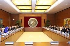加强越柬两国国会属下机构的合作