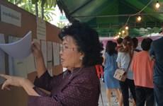 泰国大选今日正式举行  许多国际监察员赴泰监察大选