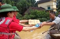 越南与中国红十字会加强合作提高人道主义救助工作效益