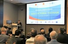 推动越南与澳大利亚经济合作
