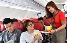 越捷推出零越盾起的飞往日本东京机票