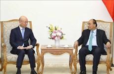 越韩加强通讯合作有助于增进两国互相了解
