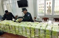 公安部对特大跨境贩运毒品近600公斤案件作出起诉决定