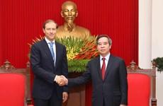 越俄企业应抓好《越南-欧亚经济联盟自贸协定》带来的机遇