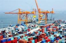 越南商品进出口额短时间突破1000亿美元大关