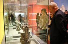 越南文物展在韩国举行