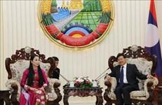 老挝总理高度评价越南永福省与老挝各省的合作成果