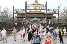 今年一季度承天顺化省逾一半游客为国际游客