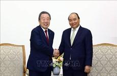 越南欢迎日本、韩国等外国投资商来越投资兴业