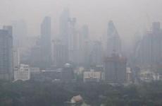 泰国北部多个府空气质量较差