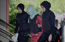 朝鲜公民被杀案:段氏香可能将于5月初获释放