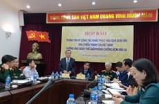 越南将继续在5省开展扫雷行动