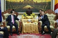 越柬合作促进宗教信仰自由