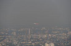 泰国总理要求采取行动解决雾霾天气