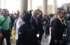 马来西亚前总理纳吉布涉嫌贪腐案件开审