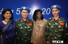越南希望为世界和平作出更多贡献
